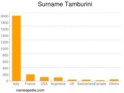 Surname Tamburini