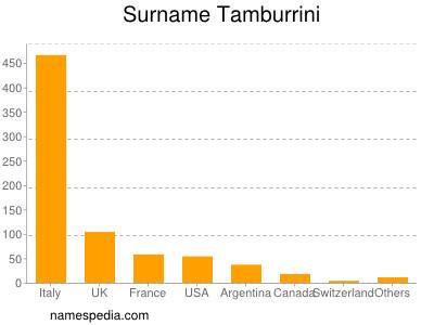 Surname Tamburrini