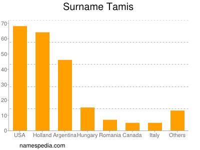Surname Tamis