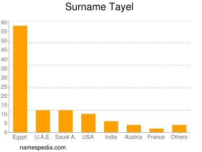 Surname Tayel