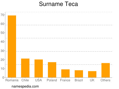 Surname Teca
