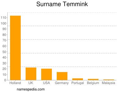 Surname Temmink