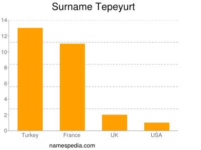 Surname Tepeyurt