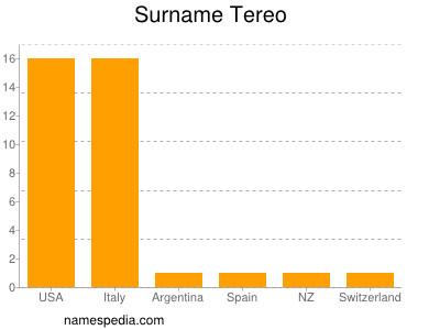 Surname Tereo