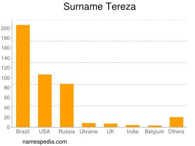 Surname Tereza