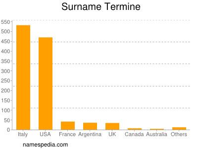 Surname Termine