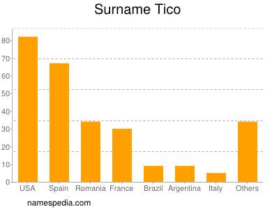 Surname Tico