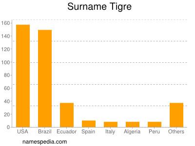 Surname Tigre