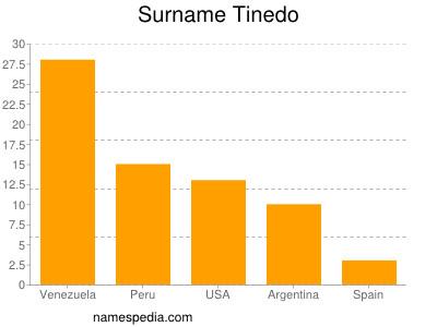 Surname Tinedo
