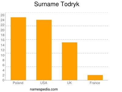 Surname Todryk