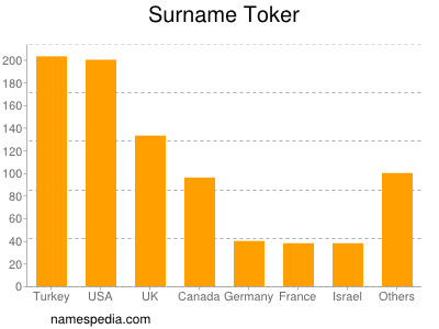 Surname Toker