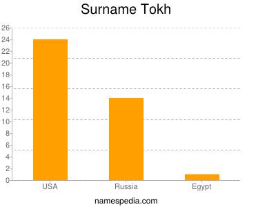 Surname Tokh