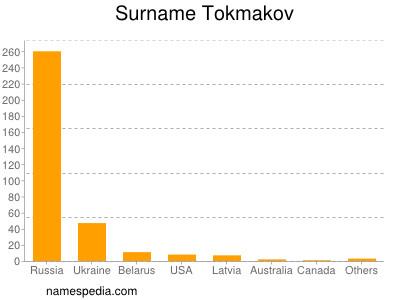 Surname Tokmakov