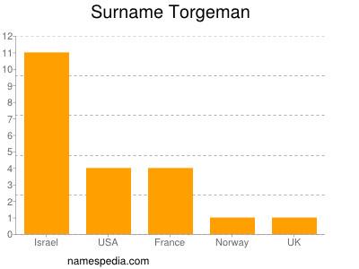 Surname Torgeman