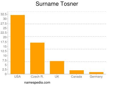 Surname Tosner
