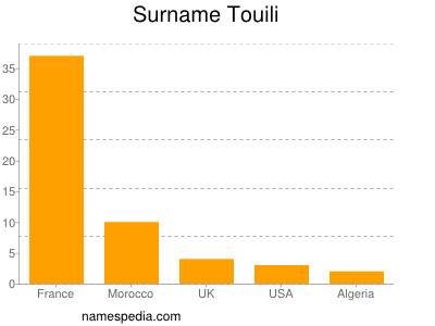 Surname Touili