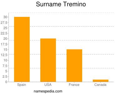 Surname Tremino