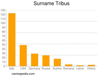 Surname Tribus