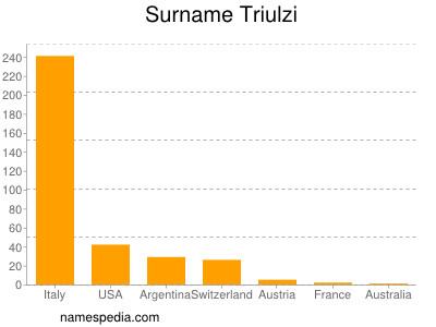 Surname Triulzi