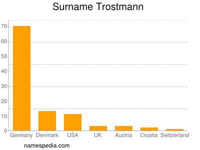 Surname Trostmann