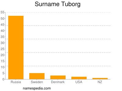Surname Tuborg