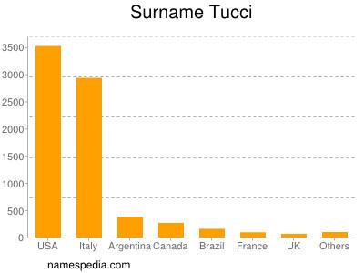 Surname Tucci