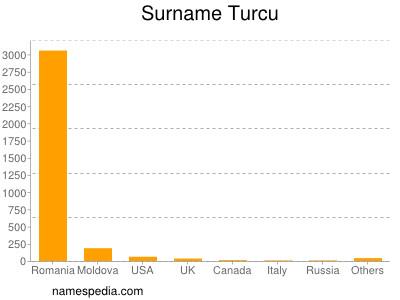 Surname Turcu