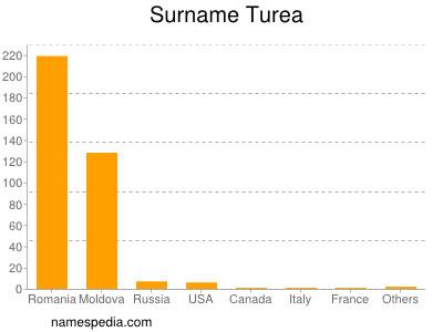 Surname Turea