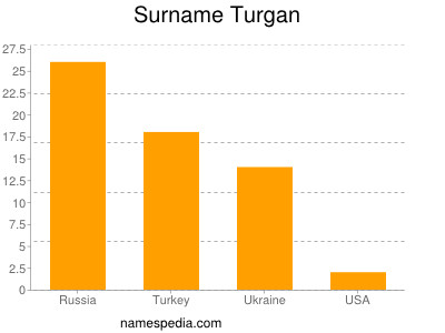 Surname Turgan