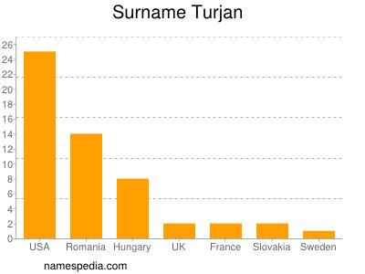 Surname Turjan
