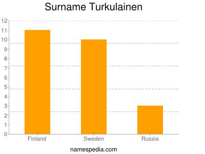 Surname Turkulainen