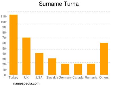 Surname Turna