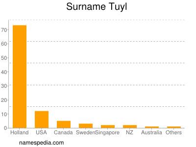 Surname Tuyl