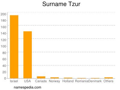 Surname Tzur