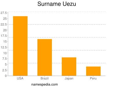 Surname Uezu