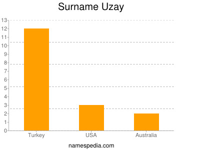 Surname Uzay