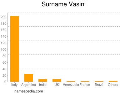 Surname Vasini