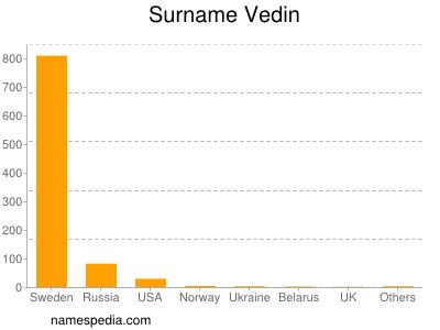Surname Vedin