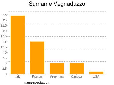 Surname Vegnaduzzo