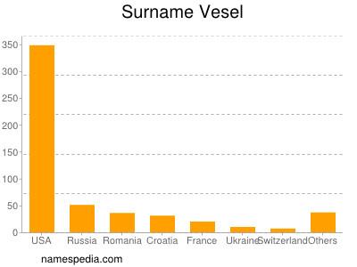Surname Vesel