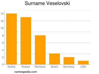 Surname Veselovski