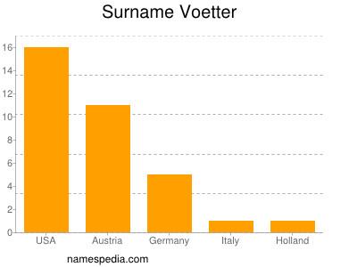 Surname Voetter