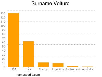 Surname Volturo