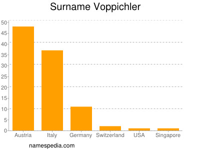 Surname Voppichler