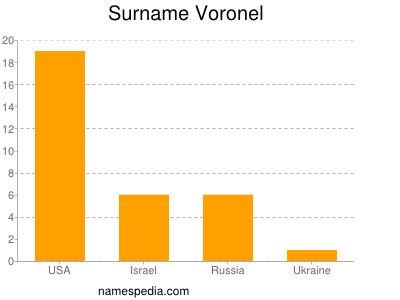 Surname Voronel
