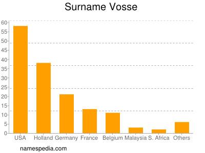 Surname Vosse