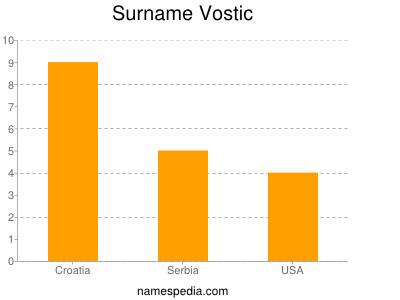 Surname Vostic