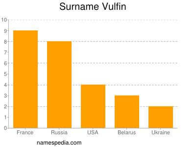 Surname Vulfin