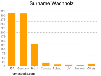 Surname Wachholz