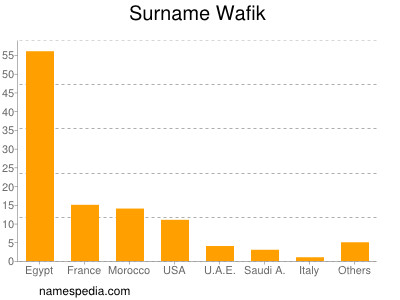 Surname Wafik